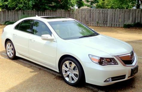 2009 Acura Rl For Sale by Sell Used 2009 Acura Rl Tech 3 7l Sh Awd 32k Navi