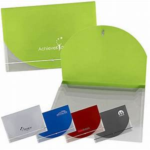 promotional document holders custom pouches corporate With promotional document holders
