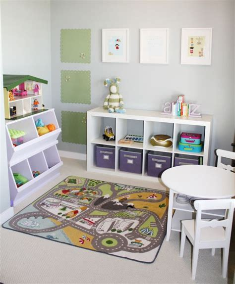 Toy Room Organisation Expedit Units Or Units Which Hold