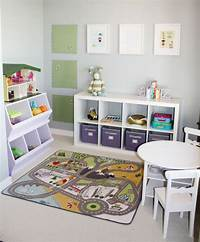 toy room ideas ~Toy Room Organisation~ Expedit units or units which hold ...