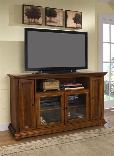 Entertainment Credenzas by Home Styles Homestead Tv Entertainment Credenza Stand For