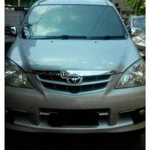 Mobil Toyota Avanza Tipe E Bekas Silver Manual Tahun 2011 - Bekasi Jawa Barat - Dijual