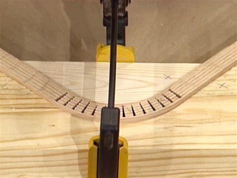 bend wood  tos diy