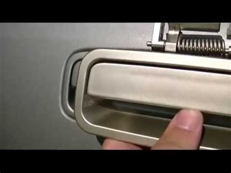 2000 toyota camry door handle 2000 toyota camry door handle replacement