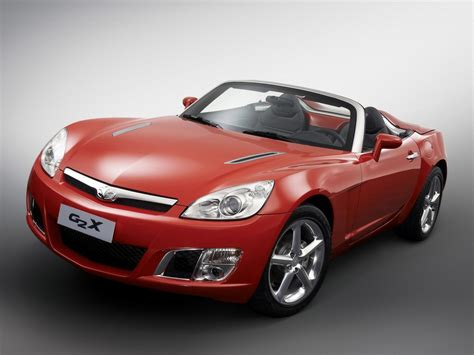 Daewoo G2x The Korean Style Of The Saturn Sky Roadster
