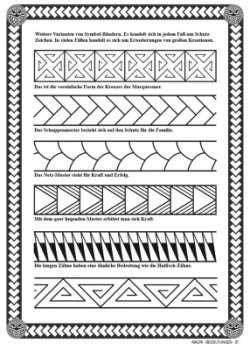 maorie symbole bedeutung sina shop maori bedeutungen polynesien tattoos volume 2