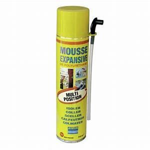 Bombe Mousse Polyuréthane Prix : mousse polyur thane bombe manuelle multi positions 510 ml ~ Premium-room.com Idées de Décoration