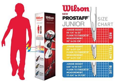 wilson prostaff junior golf package set   year golfonline