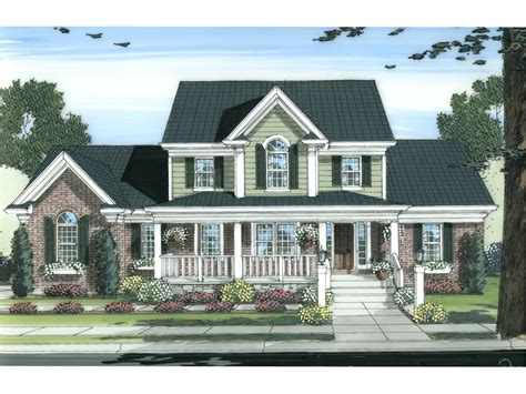 traditional two story house plans altenau traditional home plan 065d 0286 house plans and more