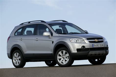 Chevrolet Captiva Picture by 2009 Chevrolet Captiva Pictures Information And Specs