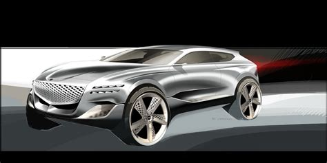 2017 Genesis Gv80 Concepts