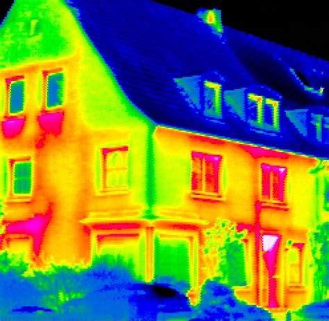 Energetische Sanierung Schwachstellen Mit Der Waermebildkamera Erkennen by Thermografie Die 196 Sthetik Der W 228 Rmebilder Bilder