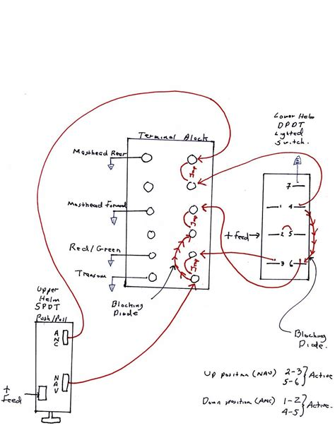 navigation light switch wiring diagram apktodownload