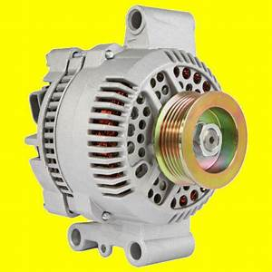 New Alternator 5 0 5 8 Ford Pickup 93 2 3 3 0 4 0 Ranger 1992