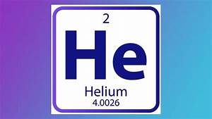 40 Surprising And Interesting Helium Facts
