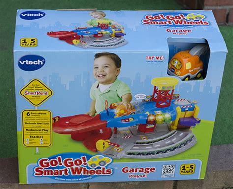 vtech go go smart wheels garage vtech go go smart wheels garage review giveaway