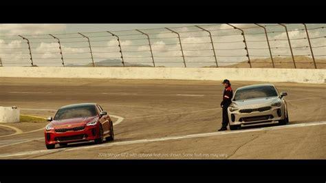Racing Legend Emerson Fittipaldi Teases Kia Stinger Super