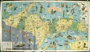Upper Peninsula Michigan Map