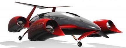 automobili volanti cell craft g440 l ennesimo prototipo di auto volante