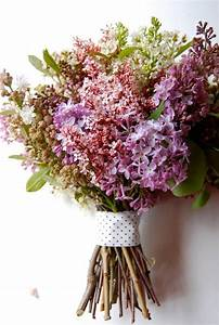 Wedding Flower Inspiration Lilac