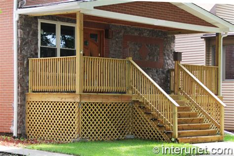 wood front porch covered interunet