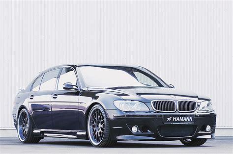 Тюнинг обвес Hamann Bmw 7 E65 реплика 2006 2008 купить