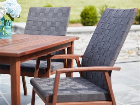 jensen ipe teak outdoor patio furniture