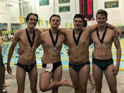 Swim Boys Team Swimming Varsity Conference Nov