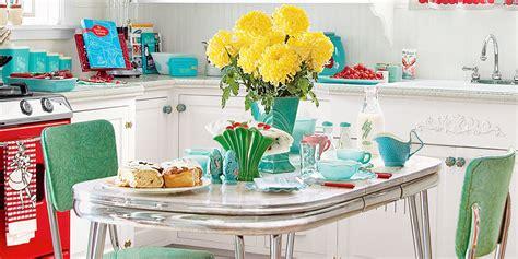 vintage decorating ideas for kitchens 11 retro diner decor ideas for your kitchen vintage