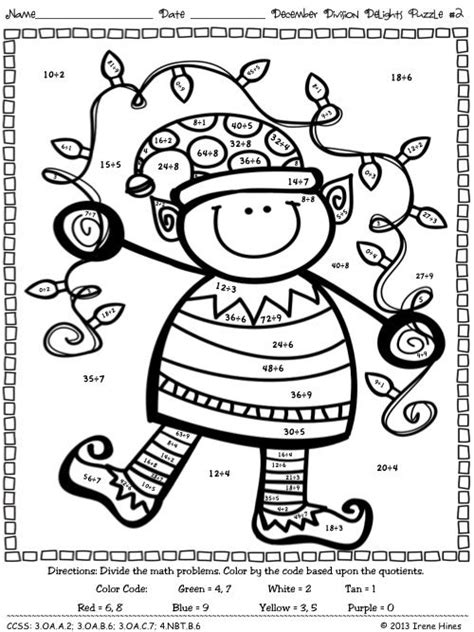 two digit subtraction without regrouping worksheets color by number division worksheets related division coloring pages item 9637
