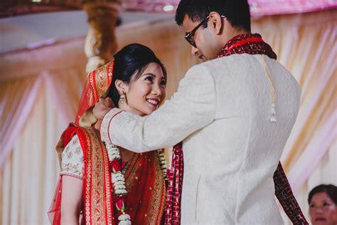 colourful multi cultural fusion wedding  maybo