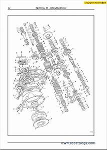 New Holland Backhoe Loaders Repair Manuals Download