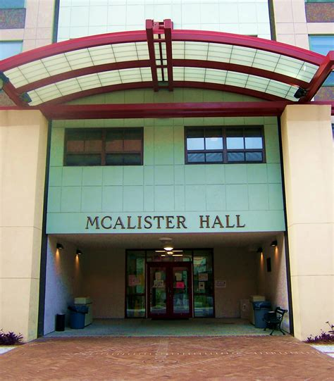 Marcia Kelly McAlister Hall College of Charleston