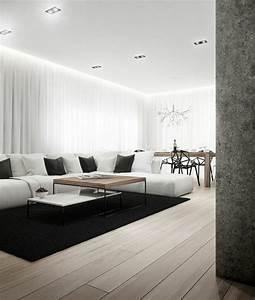 40 idees en photos comment incorporer l39ambiance zen With idee parquet salon