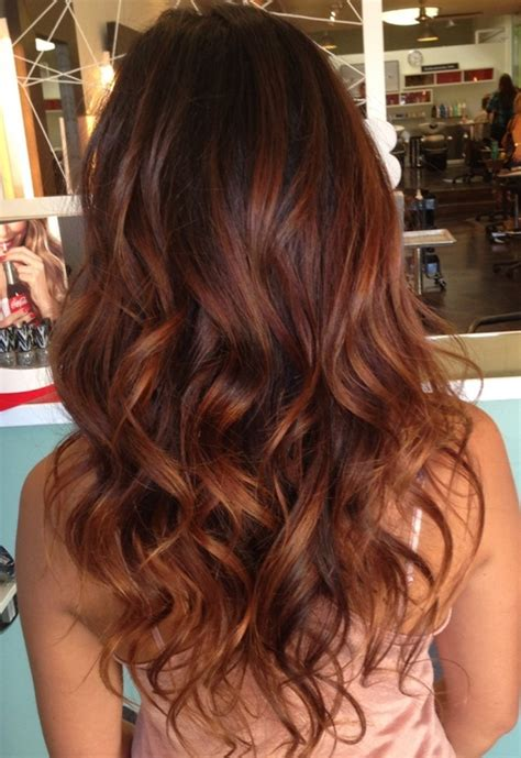 hair color for brown hair 35 bold ombre hair colors the new trend in 2016