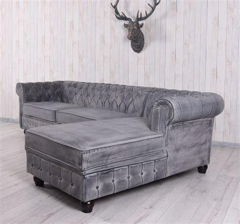 divano ottomano chesterfield divano vintage ad angolo antico set imbottito