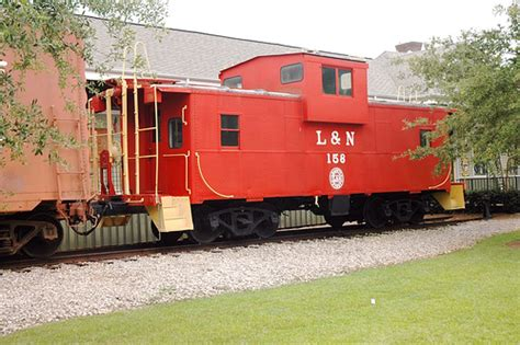 Caboose L by L N Caboose Flickr Photo