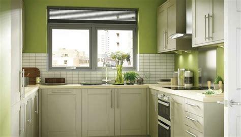 cuisine verte et blanche couleur cuisine la clé de l 39 association harmonieuse