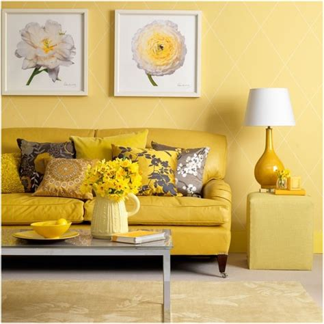 Living Room Yellow Walls by Wall Ideas For Your Living Room Wall D 233 Cor Pictures