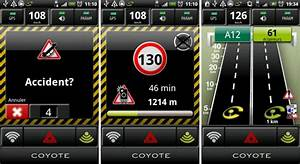 Coyote Radar Gratuit : icoyote devient en partie gratuit pour concurrencer waze phonandroid ~ Medecine-chirurgie-esthetiques.com Avis de Voitures