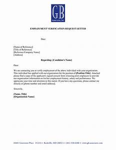 Employment Verification Letter Template Bbq Grill Recipes