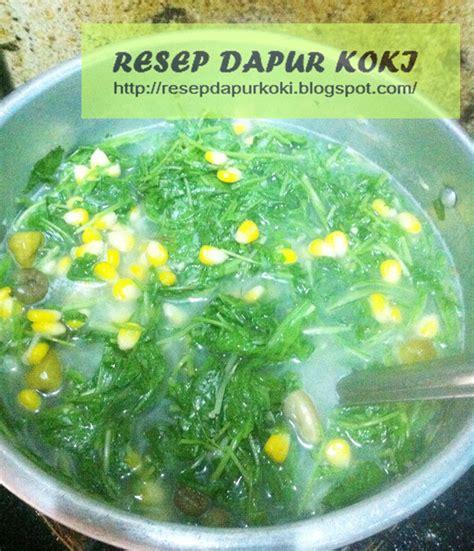 Set tarifi mısır börek lezzetli ve kolay idi. Resep dan Bumbu Sayur Bobor Bayam Jagung - RESEP DAPUR KOKI