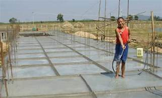 curing of concrete and general methods of curing