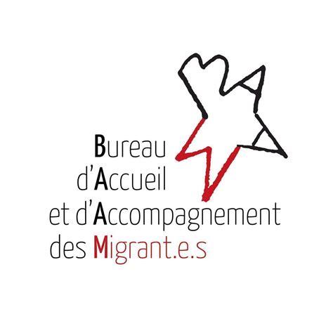 bureau d association bureau d 39 accueil et d 39 accompagnement des migrants baam