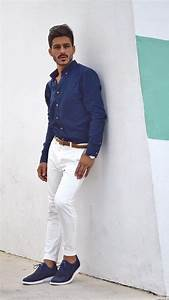 White Jeans For Men Outfit | www.pixshark.com - Images Galleries With A Bite!