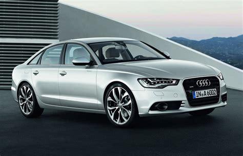 2012 Audi A6 Gets Allled Headlights