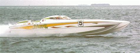 Jaws Race Boat by Jaws