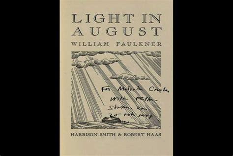 light in august s 225 t 225 ntang 243 and novel as faulknerian reverie