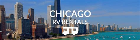 RV Rental Chicago   Compare Motorhome & Campervan Deals