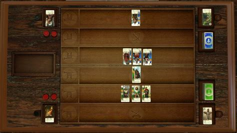 gwent mod released for tabletop simulator